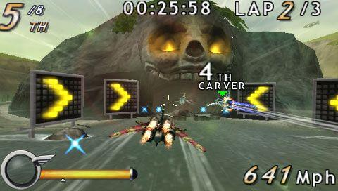 M.A.C.H. (PSP)  Archiv - Screenshots - Bild 11