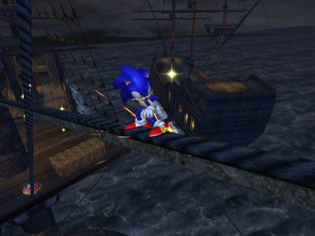Sonic und die geheimen Ringe  Archiv - Screenshots - Bild 16
