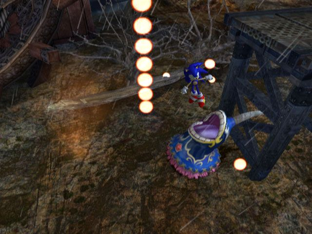 Sonic und die geheimen Ringe  Archiv - Screenshots - Bild 12