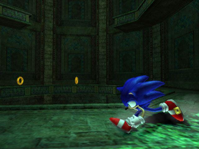 Sonic und die geheimen Ringe  Archiv - Screenshots - Bild 8