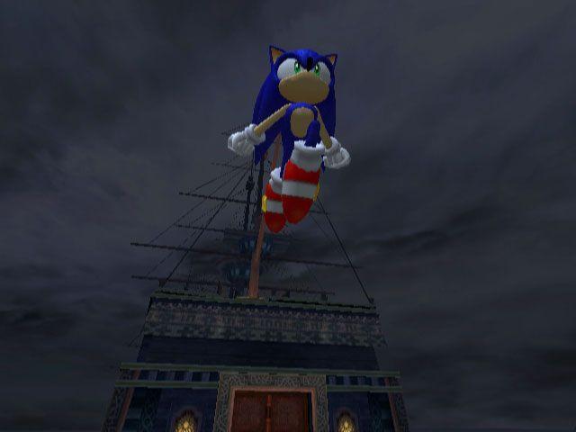 Sonic und die geheimen Ringe  Archiv - Screenshots - Bild 19