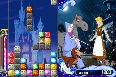Meteos: Disney Magic (DS)  Archiv - Screenshots - Bild 6