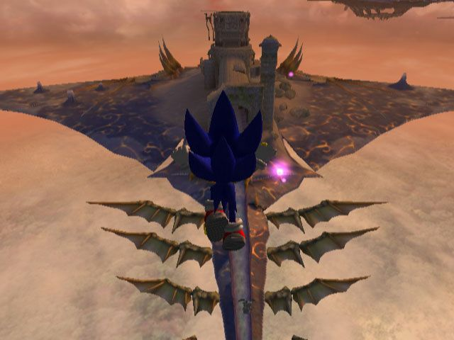 Sonic und die geheimen Ringe  Archiv - Screenshots - Bild 4