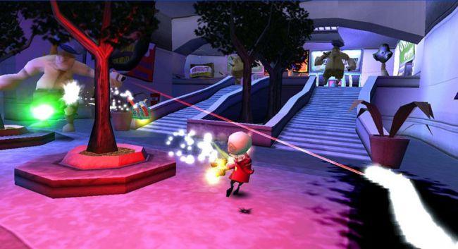 Death Jr. 2: Root of Evil Archiv - Screenshots - Bild 21