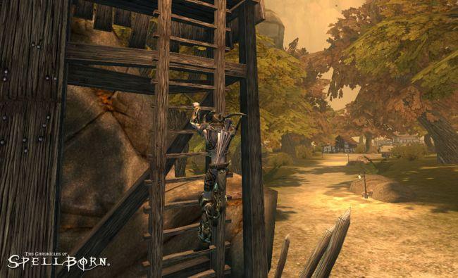 The Chronicles of Spellborn  Archiv - Screenshots - Bild 44