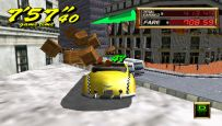 Crazy Taxi: Fare Wars (PSP)  Archiv - Screenshots - Bild 35