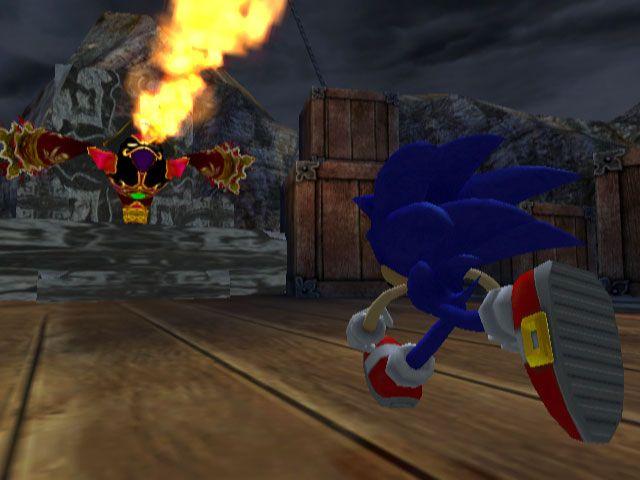 Sonic und die geheimen Ringe  Archiv - Screenshots - Bild 18