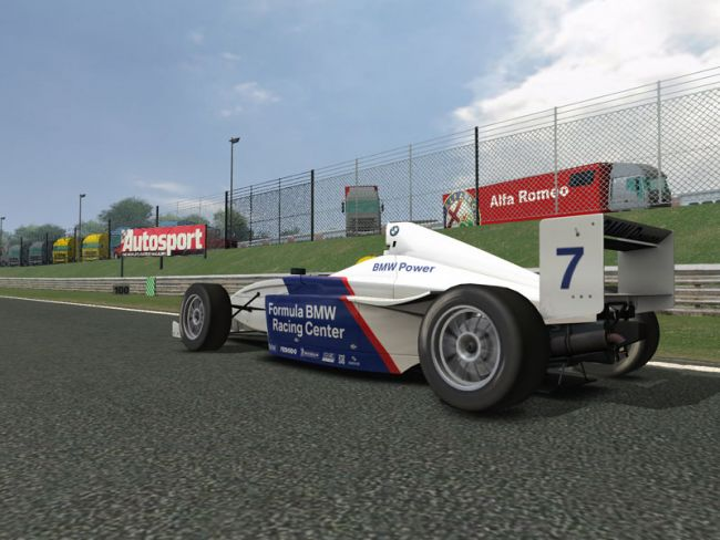 Race 07  Archiv - Screenshots - Bild 7