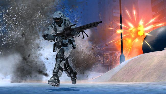 Battlefield 2142: Northern Strike  Archiv - Screenshots - Bild 16