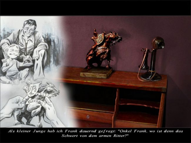 Belief & Betrayal: Das Medaillon des Judas  Archiv - Screenshots - Bild 15
