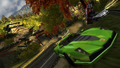 Burnout Dominator (PSP)  Archiv - Screenshots - Bild 6