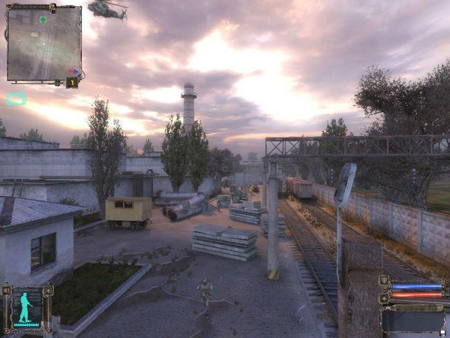 S.T.A.L.K.E.R. Shadow of Chernobyl  Archiv - Screenshots - Bild 15