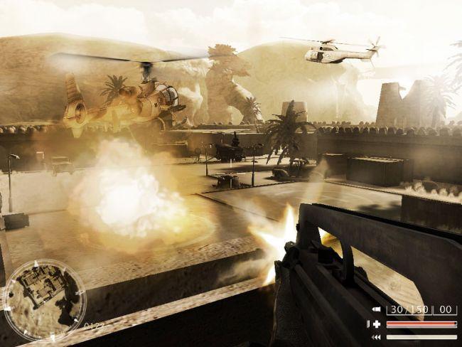 Code of Honor: Die Fremdenlegion  Archiv - Screenshots - Bild 5