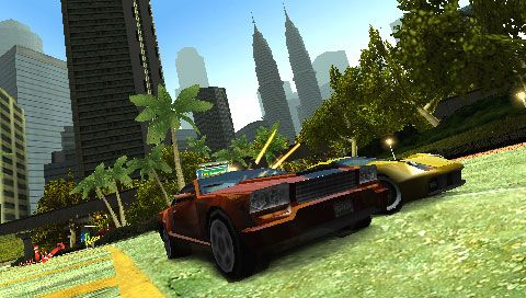 Burnout Dominator (PSP)  Archiv - Screenshots - Bild 12