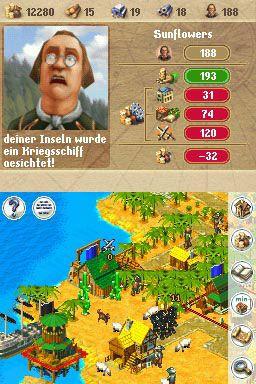 Anno 1701 (DS)  Archiv - Screenshots - Bild 6