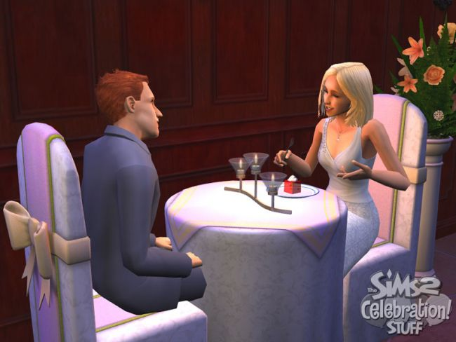 Die Sims 2: Party-Accessoires  - Screenshots - Bild 2