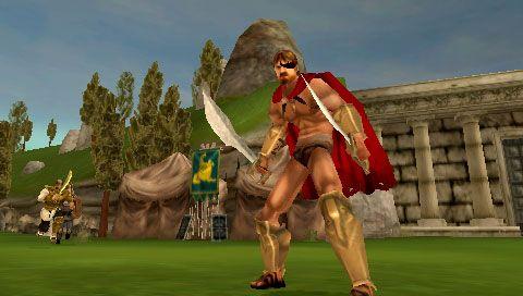300: March to Glory (PSP)  Archiv - Screenshots - Bild 2