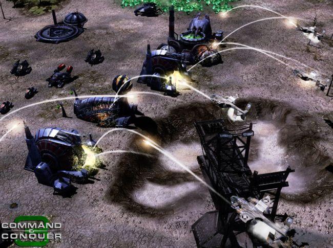 Command & Conquer 3: Tiberium Wars  Archiv - Screenshots - Bild 30