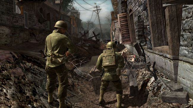 Call of Duty 3  Archiv - Screenshots - Bild 2