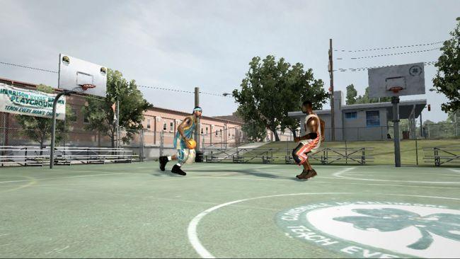 NBA Street Homecourt  Archiv - Screenshots - Bild 4