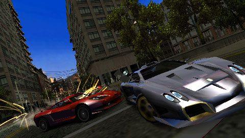 Burnout Dominator (PSP)  Archiv - Screenshots - Bild 9