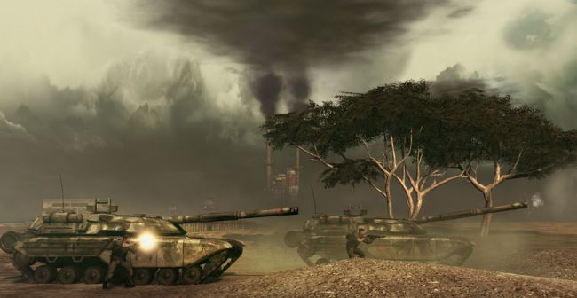 Frontlines: Fuel of War  Archiv - Screenshots - Bild 8
