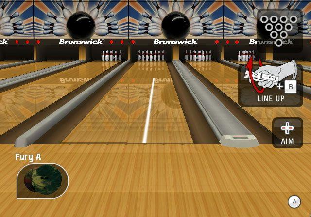 Brunswick Pro Bowling  Archiv - Screenshots - Bild 19