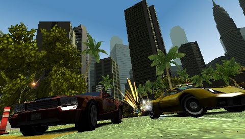 Burnout Dominator (PSP)  Archiv - Screenshots - Bild 13