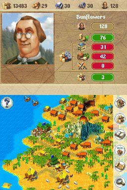 Anno 1701 (DS)  Archiv - Screenshots - Bild 4