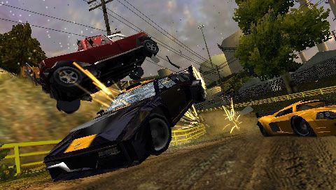Burnout Dominator (PSP)  Archiv - Screenshots - Bild 10
