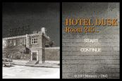 Hotel Dusk: Room 215 (DS)  Archiv - Screenshots - Bild 2