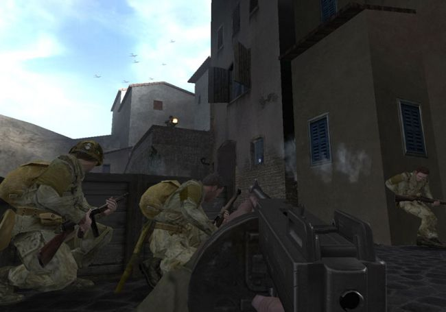 Medal of Honor: Vanguard  Archiv - Screenshots - Bild 2