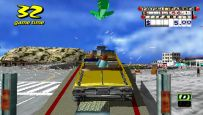 Crazy Taxi: Fare Wars (PSP)  Archiv - Screenshots - Bild 18
