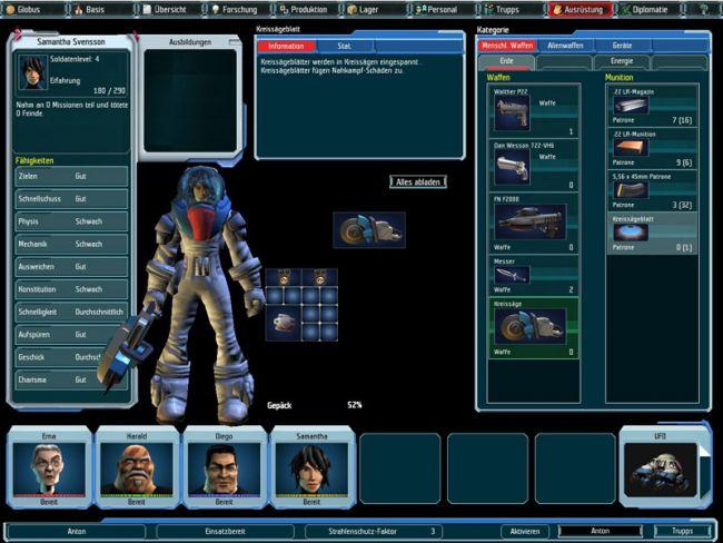 UFO: Afterlight  Archiv - Screenshots - Bild 4