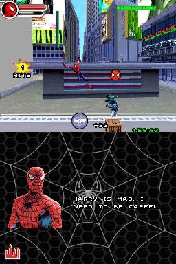 Spider-Man 3 (DS)  Archiv - Screenshots - Bild 5
