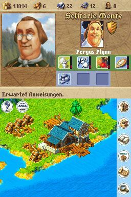 Anno 1701 (DS)  Archiv - Screenshots - Bild 7