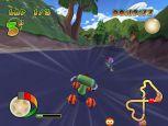 Pac-Man Rally  Archiv - Screenshots - Bild 6