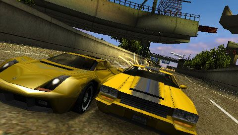 Burnout Dominator (PSP)  Archiv - Screenshots - Bild 8