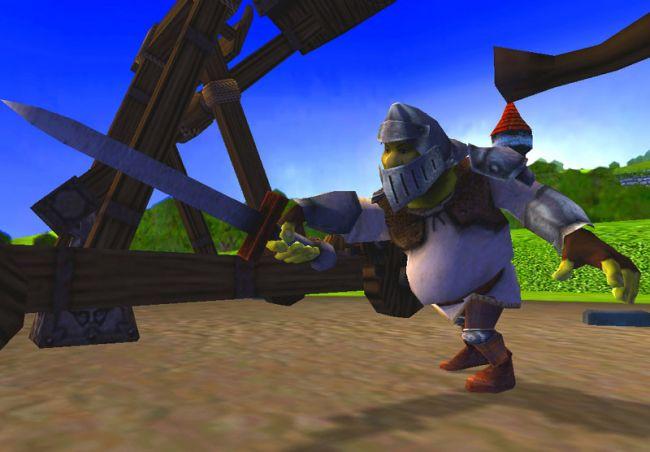 Shrek the Third  Archiv - Screenshots - Bild 8