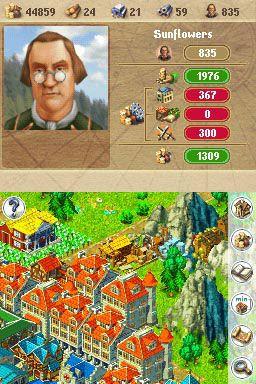 Anno 1701 (DS)  Archiv - Screenshots - Bild 3