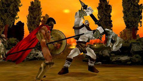 300: March to Glory (PSP)  Archiv - Screenshots - Bild 3