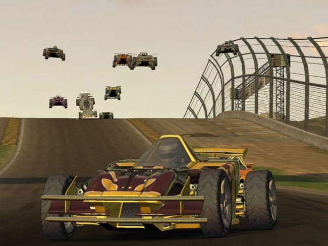 Nitro Stunt Racing  Archiv - Screenshots - Bild 4