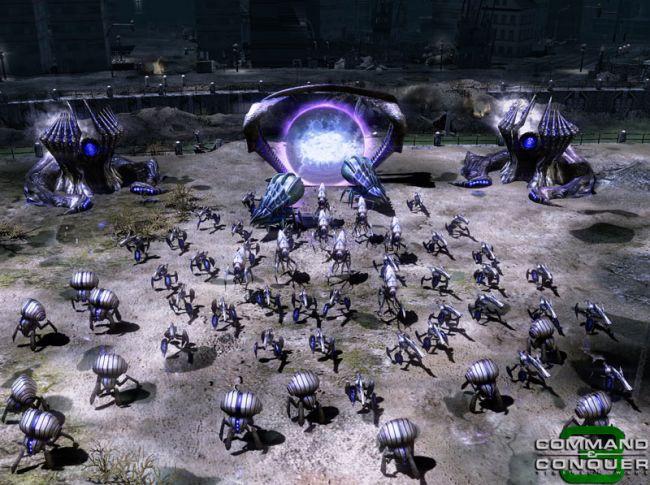Command & Conquer 3: Tiberium Wars  Archiv - Screenshots - Bild 32