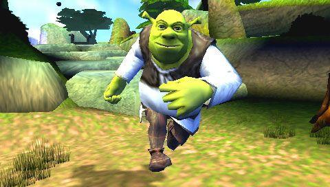 Shrek the Third (PSP)  Archiv - Screenshots - Bild 4