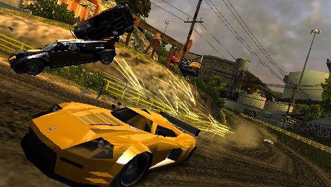 Burnout Dominator (PSP)  Archiv - Screenshots - Bild 11