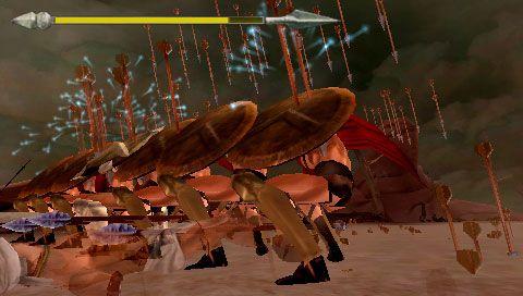 300: March to Glory (PSP)  Archiv - Screenshots - Bild 5