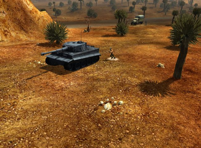 Rush for the Bomb  Archiv - Screenshots - Bild 15