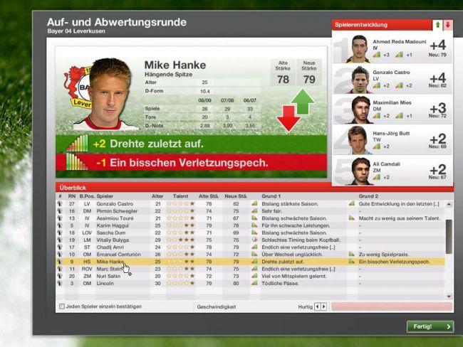 Fussball Manager 07 - Verlängerung  Archiv - Screenshots - Bild 7