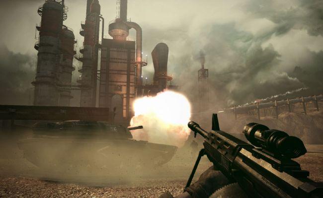 Frontlines: Fuel of War  Archiv - Screenshots - Bild 5