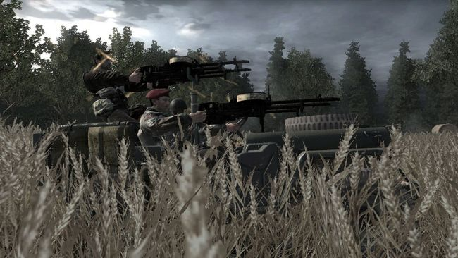Call of Duty 3  Archiv - Screenshots - Bild 4